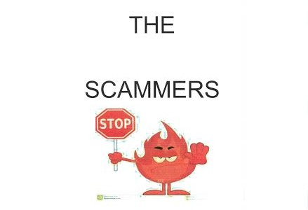 Don't Feed The Scammers