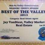 Jay Van Diest Best In The Valley