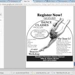 Dancer's Workshop