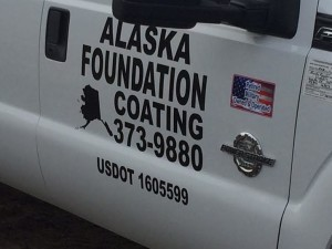Alaska Foundation Coating