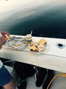 quillback filet sandwiches