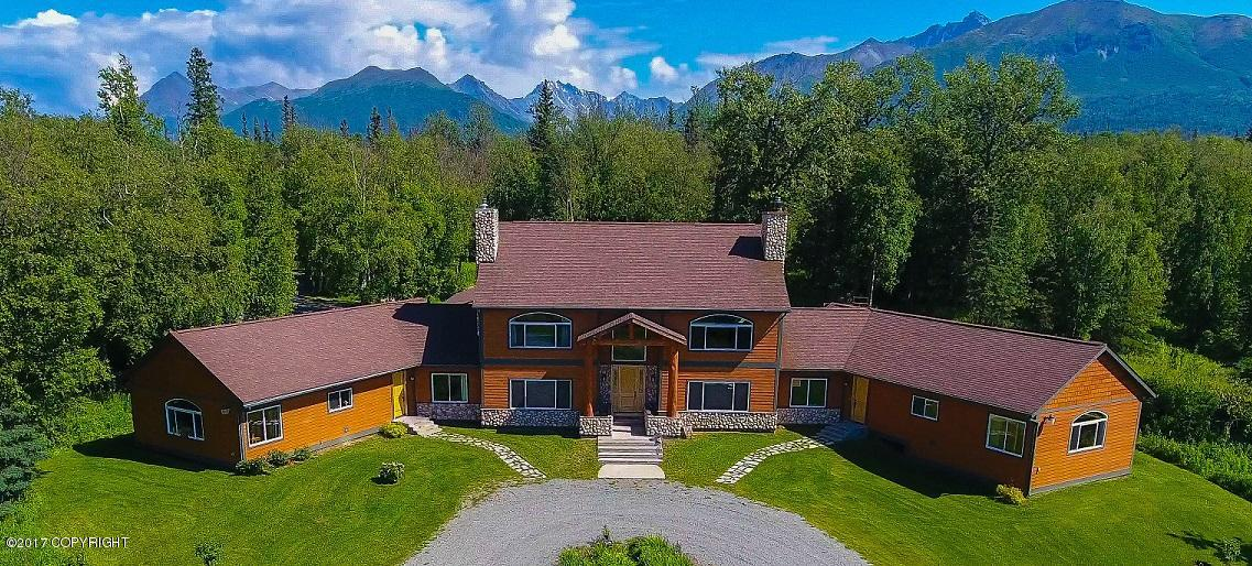 One million dollar homes in palmer wasilla and mat su for Home builders in wasilla ak